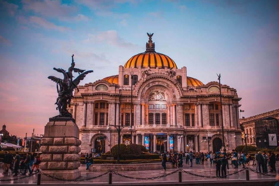 las aduanas en México