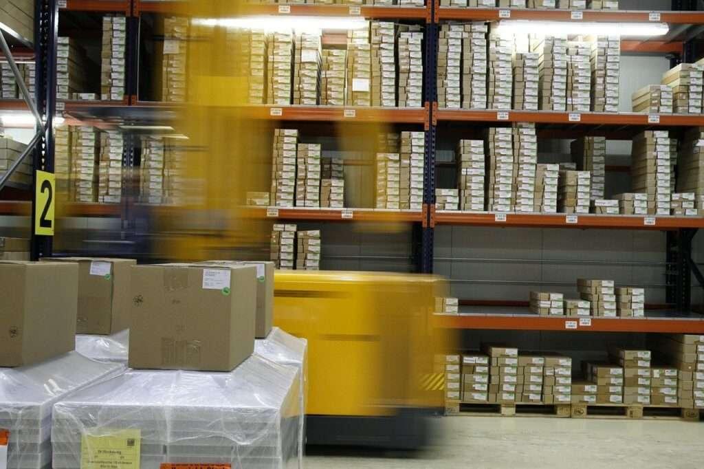 aprovisionamiento logistico