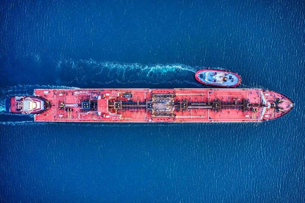 buque carga petrolero