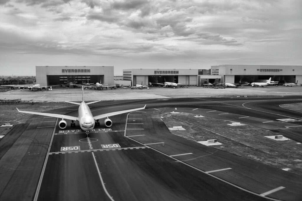 carga transporte aereo