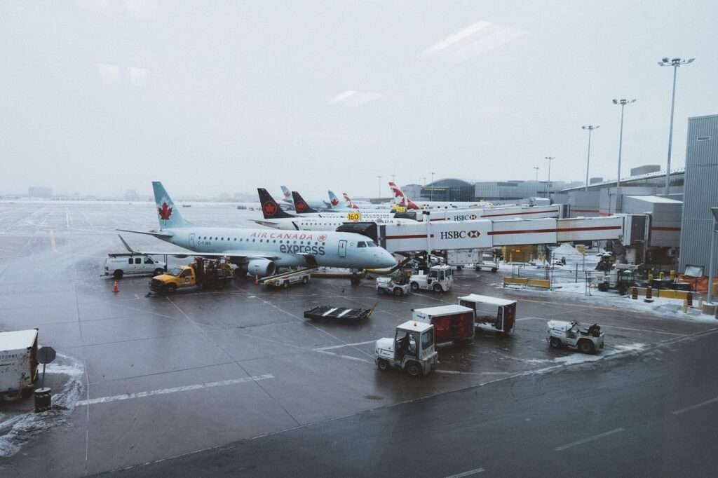 Consejos transporte aereo