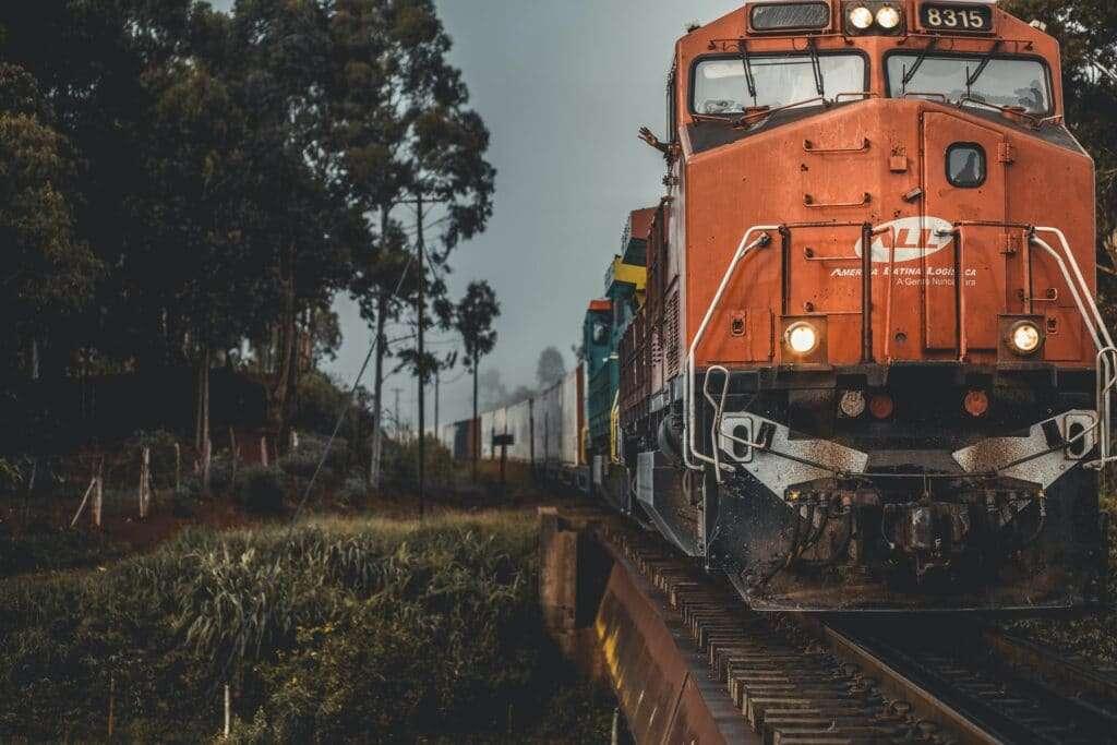 puerto seco ferrocarril