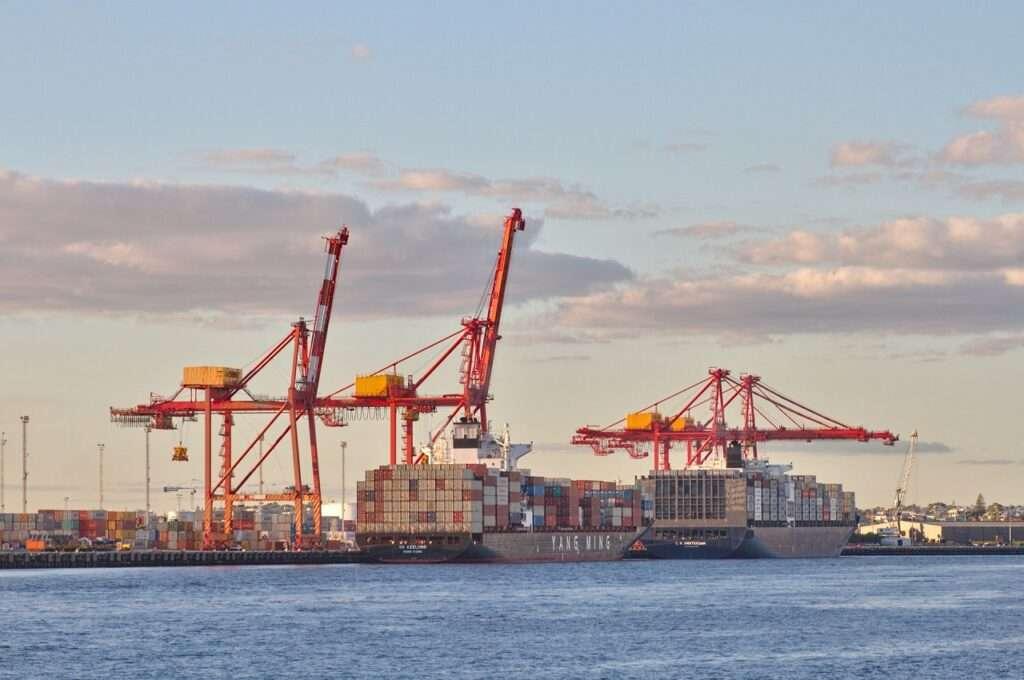 puertos importantes irlanda