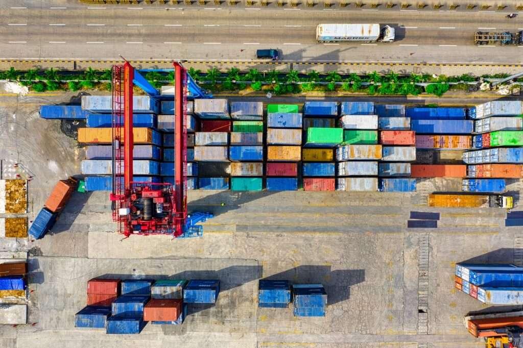tránsito aduanero puerto