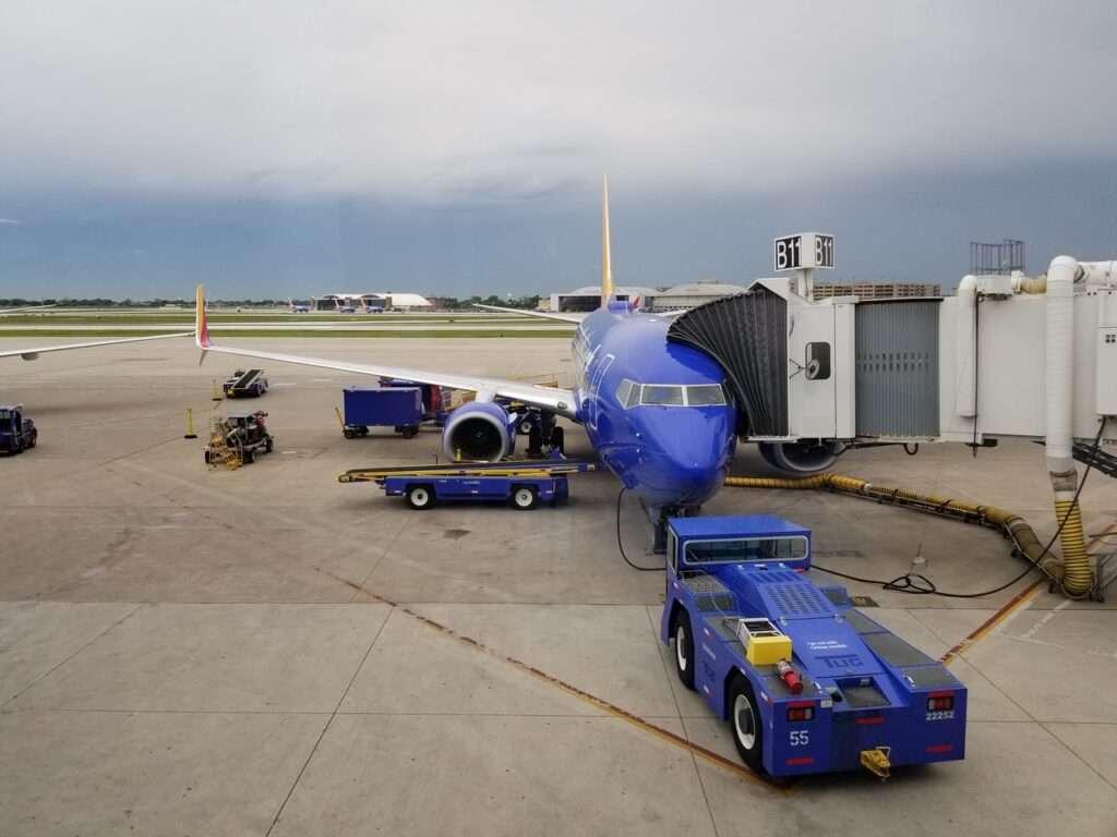 transporte aereo mercancias