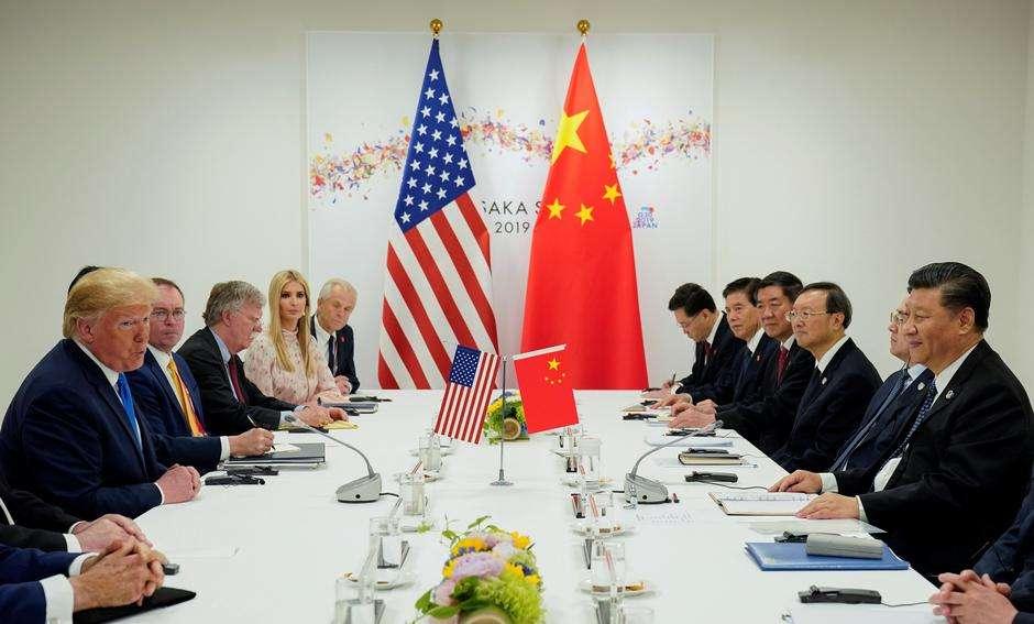 tratado tratado de comercio entre China y Estados Unidos