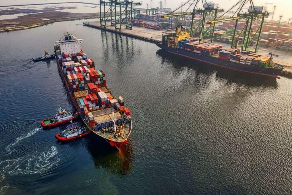 trincaje marítimo